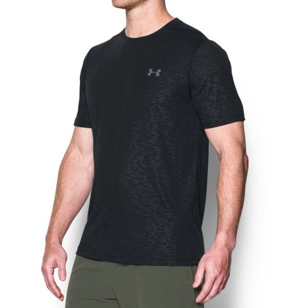 Koszulka męska Under Armour THREADBORNE FTD EMBOSS SS